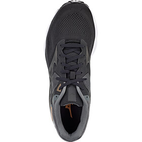 Mizuno Wave Inspire 16 Hardloopschoenen Heren, black/black/dark shadow
